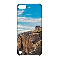 Rocky Mountains Patagonia Landscape   Santa Cruz   Argentina Apple Ipod Touch 5 Hardshell Case With Stand by dflcprints