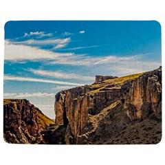 Rocky Mountains Patagonia Landscape   Santa Cruz   Argentina Jigsaw Puzzle Photo Stand (rectangular) by dflcprints