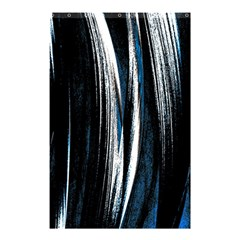 Abstraction Shower Curtain 48  X 72  (small)  by Valentinaart