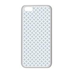Pattern Apple Iphone 5c Seamless Case (white) by Valentinaart
