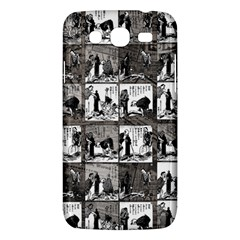Comic Book  Samsung Galaxy Mega 5 8 I9152 Hardshell Case  by Valentinaart
