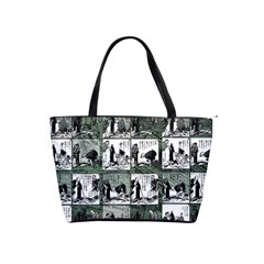 Comic Book  Shoulder Handbags by Valentinaart