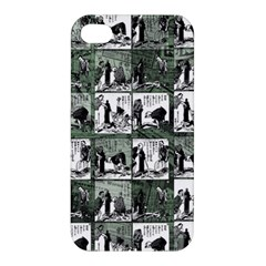 Comic Book  Apple Iphone 4/4s Hardshell Case by Valentinaart