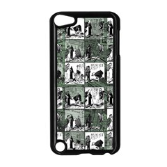 Comic Book  Apple Ipod Touch 5 Case (black) by Valentinaart