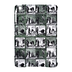 Comic Book  Apple Ipad Mini Hardshell Case (compatible With Smart Cover) by Valentinaart