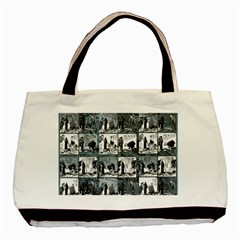 Comic Book  Basic Tote Bag by Valentinaart