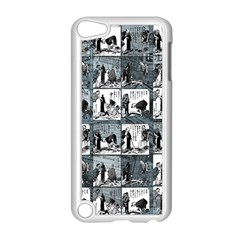 Comic Book  Apple Ipod Touch 5 Case (white) by Valentinaart