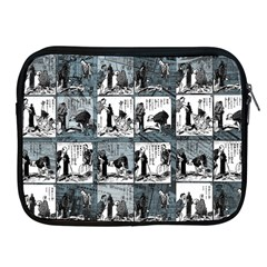 Comic Book  Apple Ipad 2/3/4 Zipper Cases by Valentinaart