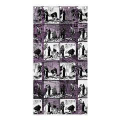 Comic Book  Shower Curtain 36  X 72  (stall)  by Valentinaart