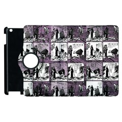 Comic Book  Apple Ipad 2 Flip 360 Case by Valentinaart