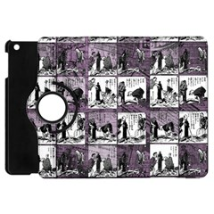 Comic Book  Apple Ipad Mini Flip 360 Case by Valentinaart