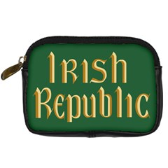 The Irish Republic Flag (1916, 1919 1922) Digital Camera Cases by abbeyz71