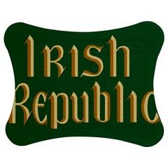 The Irish Republic Flag (1916, 1919 1922) Jigsaw Puzzle Photo Stand (bow) by abbeyz71