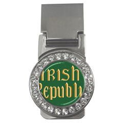 The Irish Republic Flag (1916, 1919 1922) Money Clips (cz)  by abbeyz71