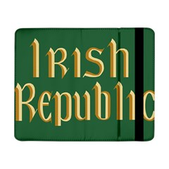 The Irish Republic Flag (1916, 1919 1922) Samsung Galaxy Tab Pro 8 4  Flip Case by abbeyz71