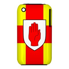 Flag Of The Province Of Ulster  Iphone 3s/3gs by abbeyz71