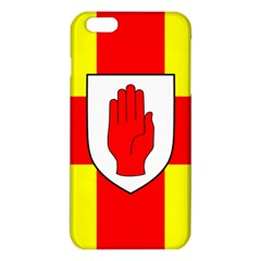 Flag Of The Province Of Ulster  Iphone 6 Plus/6s Plus Tpu Case by abbeyz71