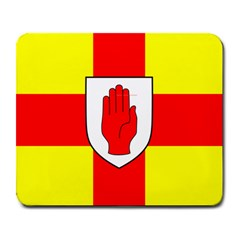 Flag Of The Province Of Ulster  Large Mousepads by abbeyz71