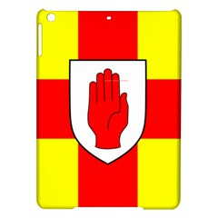 Flag Of The Province Of Ulster  Ipad Air Hardshell Cases by abbeyz71