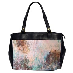 Cold Stone Abstract Office Handbags (2 Sides)  by digitaldivadesigns