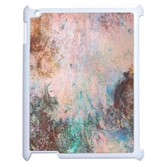 Cold Stone Abstract Apple Ipad 2 Case (white) by digitaldivadesigns
