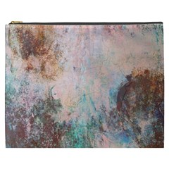 Cold Stone Abstract Cosmetic Bag (xxxl)  by digitaldivadesigns