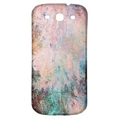 Cold Stone Abstract Samsung Galaxy S3 S Iii Classic Hardshell Back Case by digitaldivadesigns
