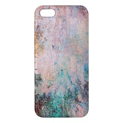 Cold Stone Abstract Apple Iphone 5 Premium Hardshell Case by theunrulyartist