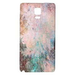 Cold Stone Abstract Galaxy Note 4 Back Case by theunrulyartist