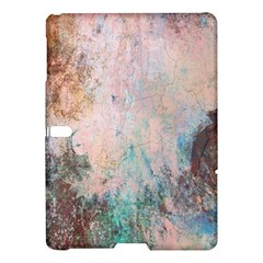 Cold Stone Abstract Samsung Galaxy Tab S (10 5 ) Hardshell Case  by theunrulyartist