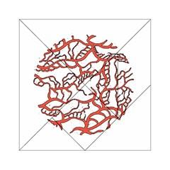 Twenty One Pilots Tear In My Heart Soysauce Remix Acrylic Tangram Puzzle (6  X 6 ) by Onesevenart