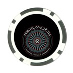 Twenty One Pilots Poker Chip Card Guard