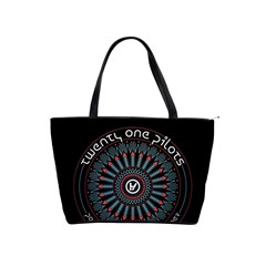Twenty One Pilots Shoulder Handbags by Onesevenart