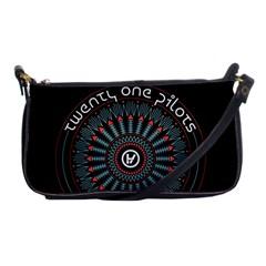 Twenty One Pilots Shoulder Clutch Bags by Onesevenart