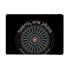Twenty One Pilots Apple Ipad Mini Flip Case by Onesevenart