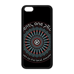 Twenty One Pilots Apple Iphone 5c Seamless Case (black) by Onesevenart