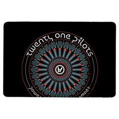 Twenty One Pilots Ipad Air Flip by Onesevenart