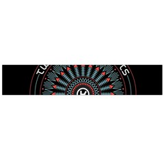 Twenty One Pilots Flano Scarf (large) by Onesevenart