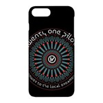 Twenty One Pilots Apple iPhone 7 Plus Hardshell Case
