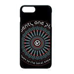 Twenty One Pilots Apple iPhone 7 Plus Seamless Case (Black)