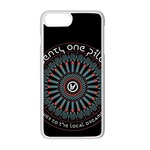 Twenty One Pilots Apple iPhone 7 Plus White Seamless Case