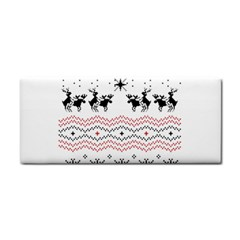 Ugly Christmas Humping Cosmetic Storage Cases by Onesevenart