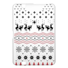 Ugly Christmas Humping Kindle Fire Hd 8 9  by Onesevenart