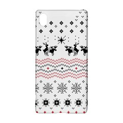 Ugly Christmas Humping Sony Xperia Z3+ by Onesevenart