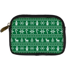Ugly Christmas Digital Camera Cases by Onesevenart