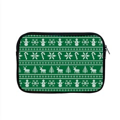 Ugly Christmas Apple Macbook Pro 15  Zipper Case by Onesevenart