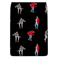 Drake Ugly Holiday Christmas Flap Covers (l)  by Onesevenart
