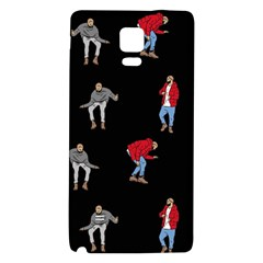 Drake Ugly Holiday Christmas Galaxy Note 4 Back Case by Onesevenart