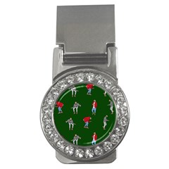 Drake Ugly Holiday Christmas Money Clips (cz)  by Onesevenart
