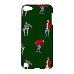 Drake Ugly Holiday Christmas Apple Ipod Touch 5 Hardshell Case by Onesevenart